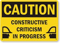 Handling Criticism - SmartTalent